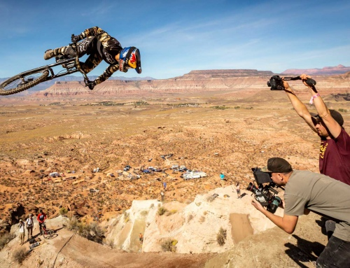 Red Bull Rampage – Behind the Lens