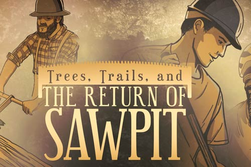 Trees, Trails, and the Return of Sawpit | MBOSC