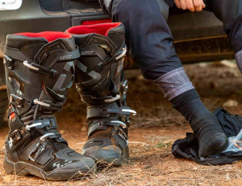 Swap Moto Live: Leatt Introduces the New 5.5 Flexlock Moto Boot