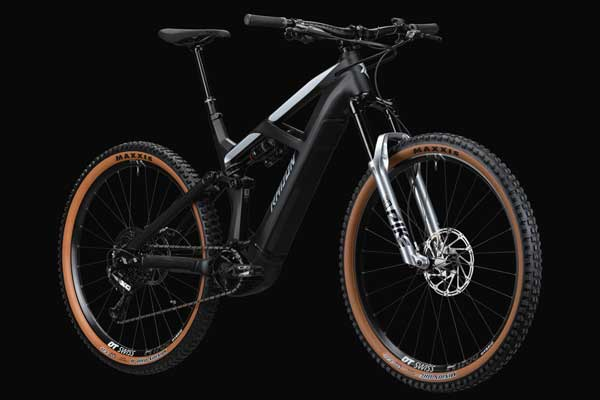 Radon Inroduces the All-New Render eMTB