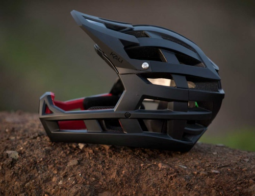 Kali Unveils All New Invader Full-Face Helmet