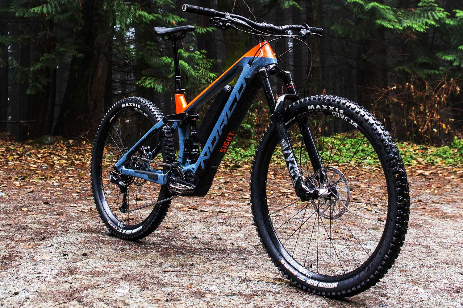 First Ride   Norco Bicycles All New Sight VLT 29