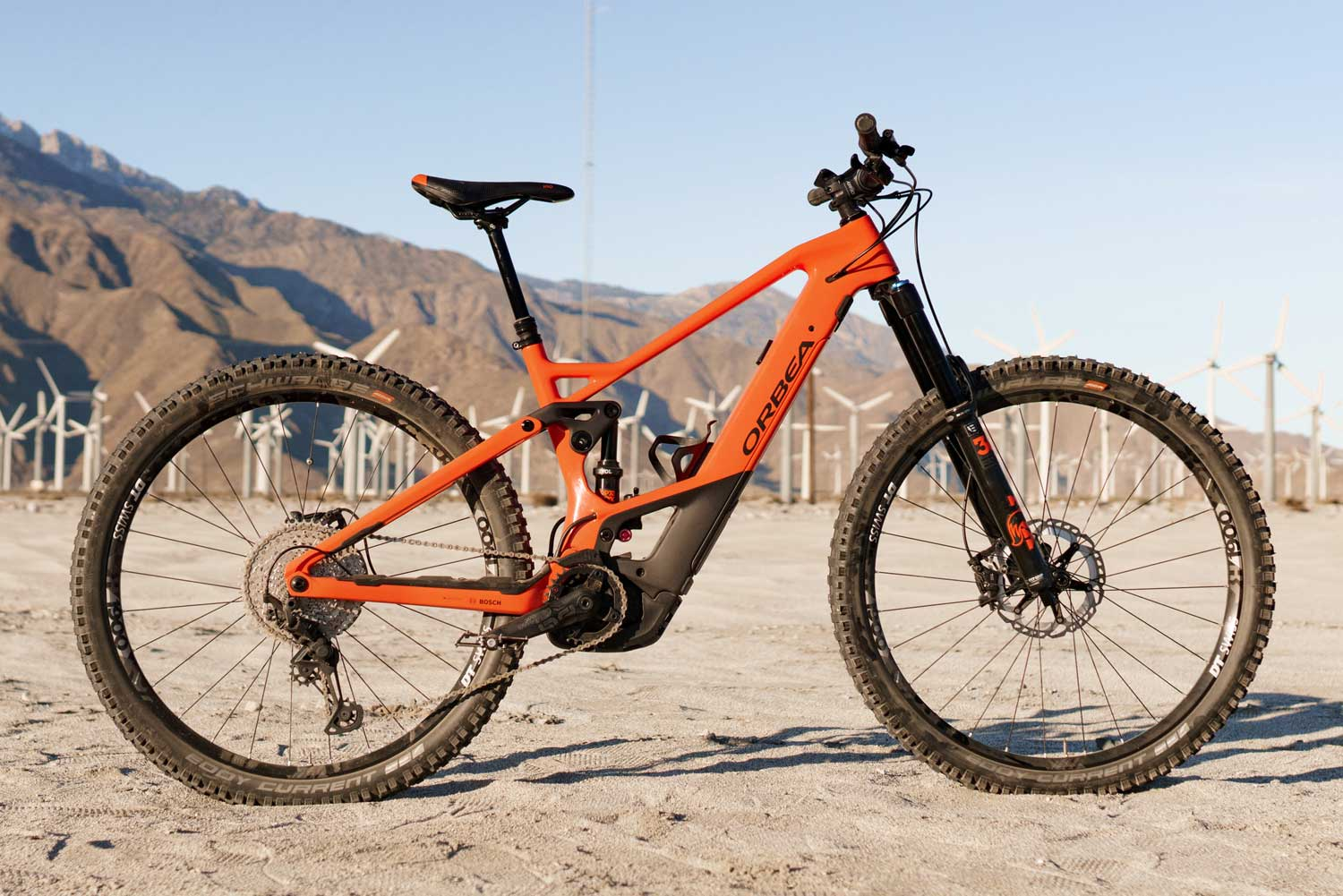 eMTB Roundup: <br>Orbea Wild FS M10 Review