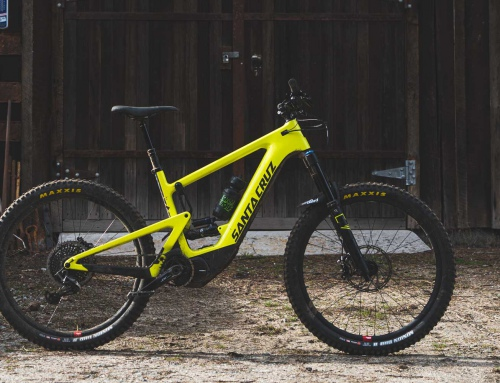 Exclusive First Ride: Santa Cruz Heckler eBike