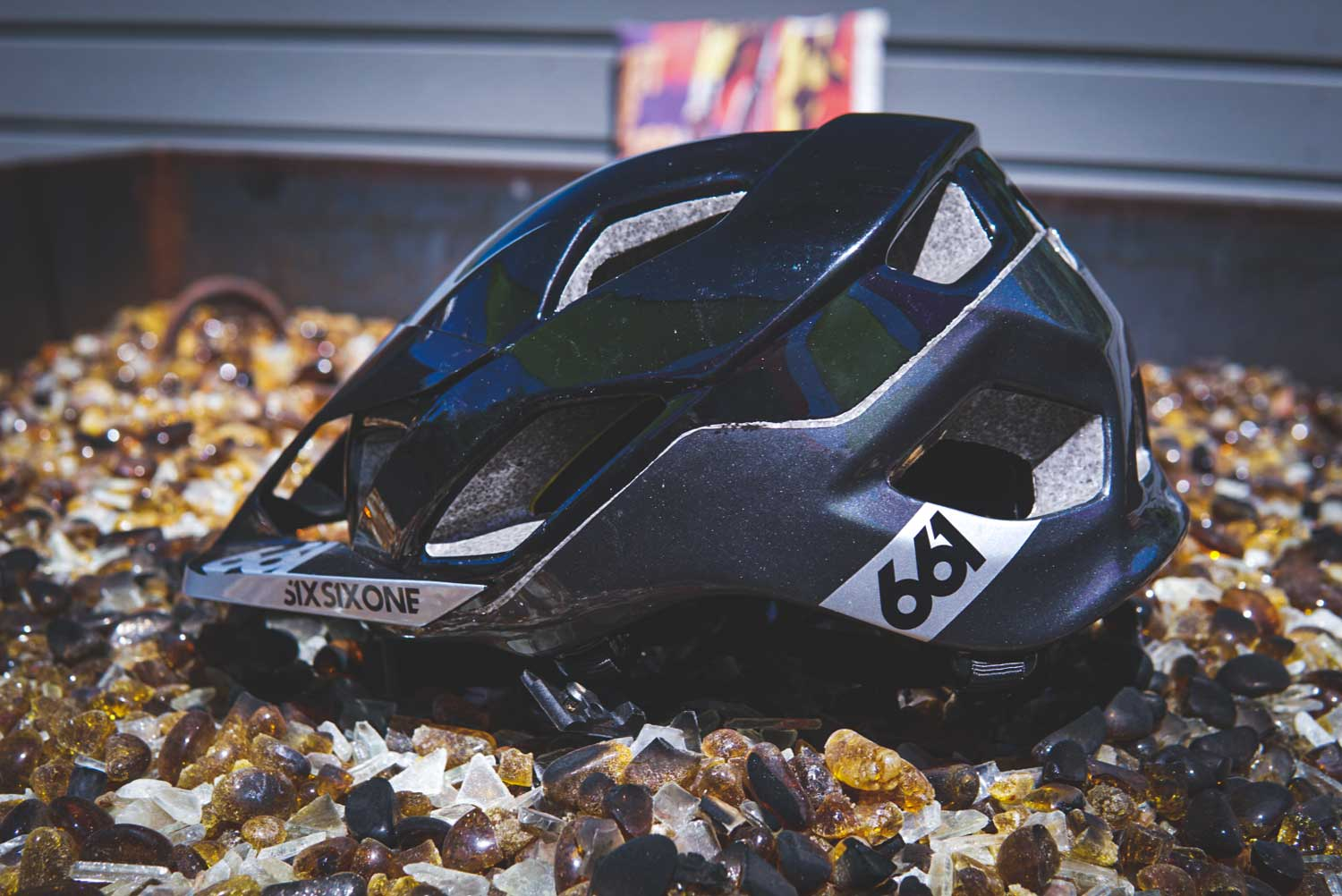Six Six One Evo AM Helmet Review