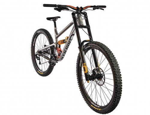 Canfield Bikes Rolls Out ONE.2 29er Downhill Bike