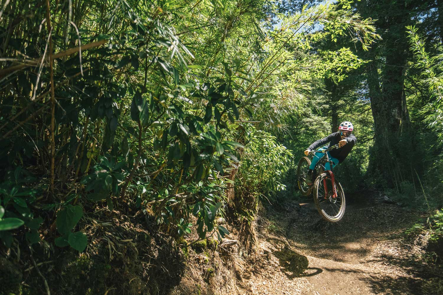 Behind the Bars - The Riders of Into 'im Chile