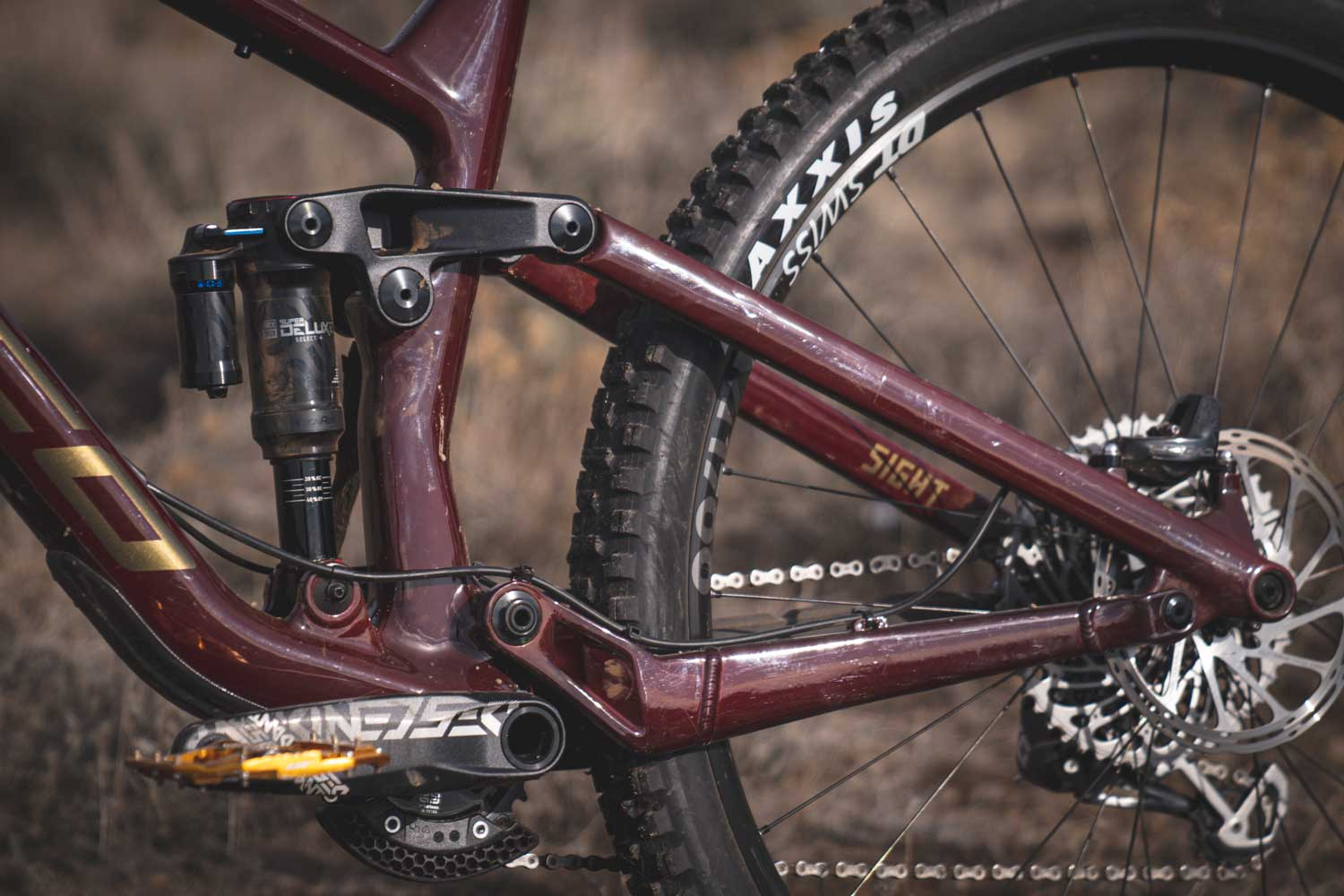2020 Norco Sight Specs