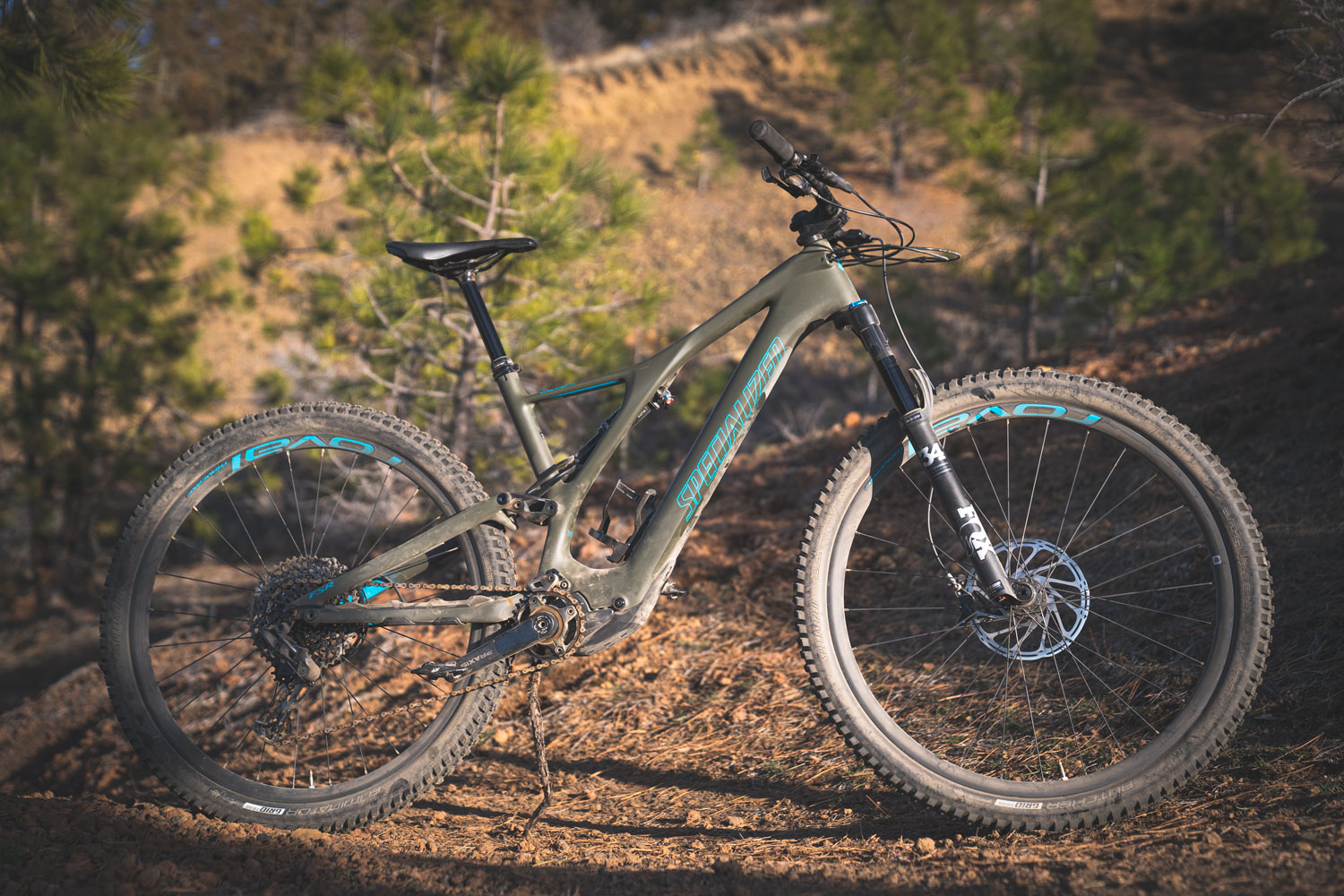 Dissected: <br>Specialized Turbo Levo SL