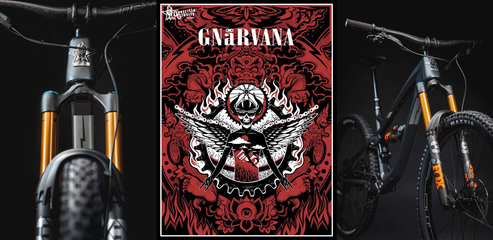 Guerrilla Gravity Releases Gnarvana The Loam Wolf