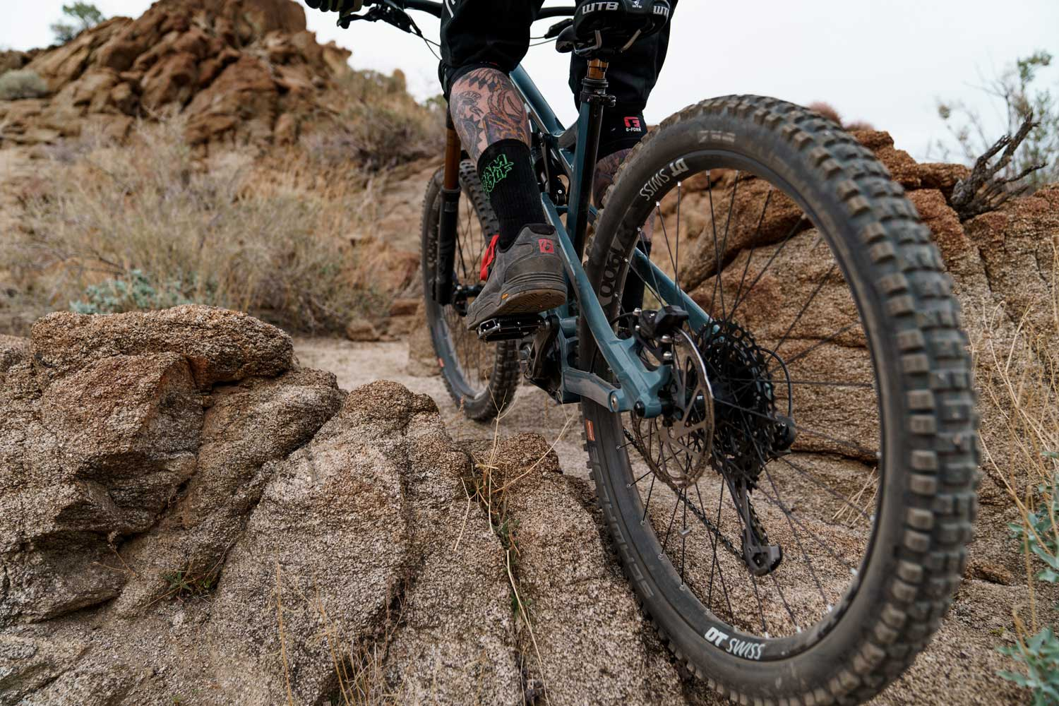 Dissected: <br>Schwalbe's Eddy Current - The Best eMTB tires available?