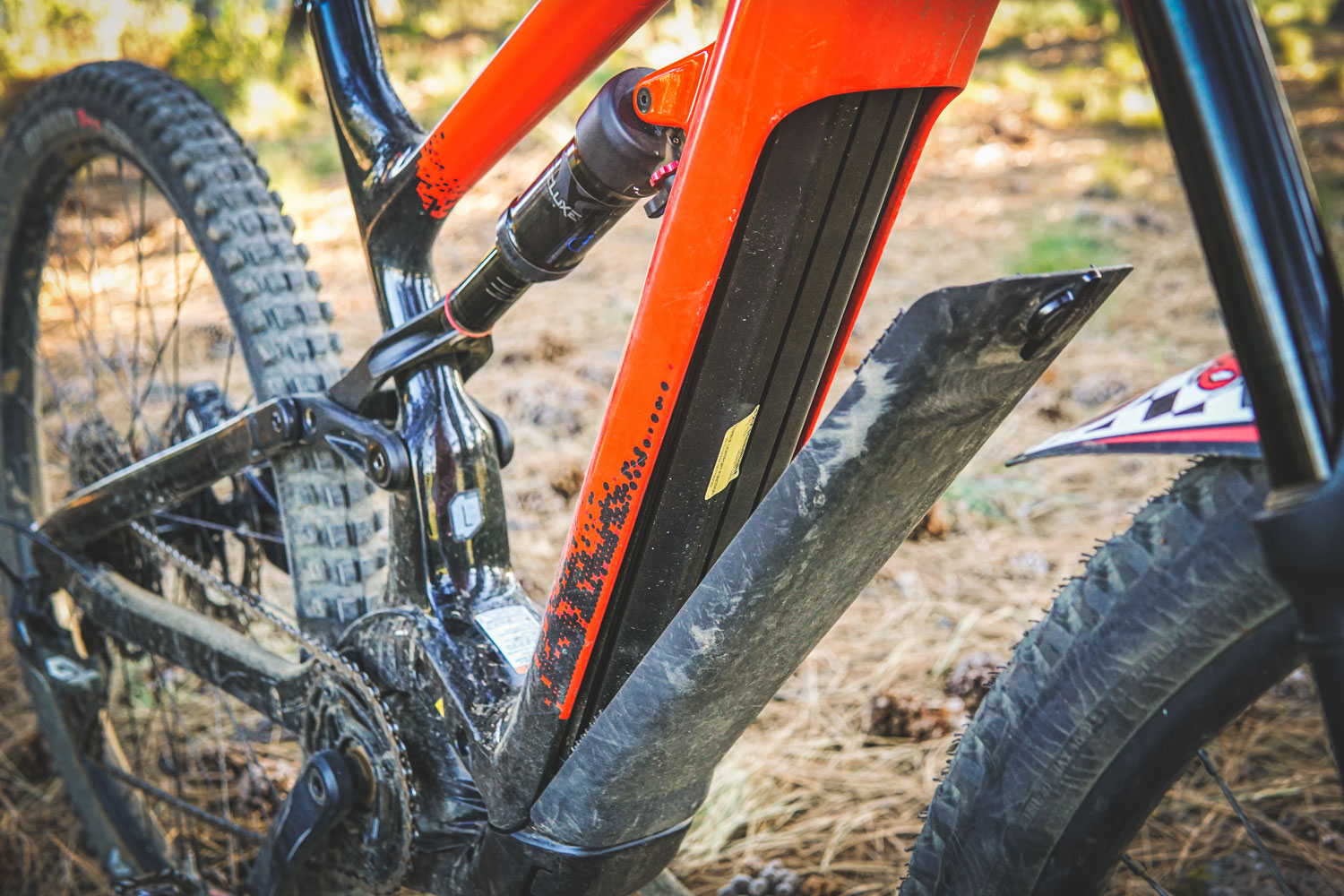 Cannondale Moterra - Dissected