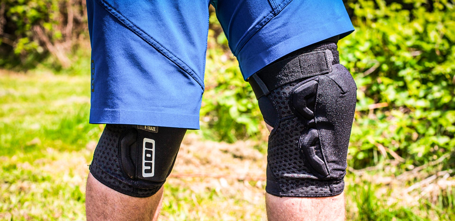 Ion Protection LS and Short Scrub AMP, K-Traze and E-Traze Review