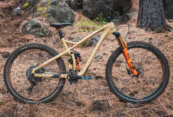 Dissected: <br>Jamis Bikes Portal and 3VO Suspension