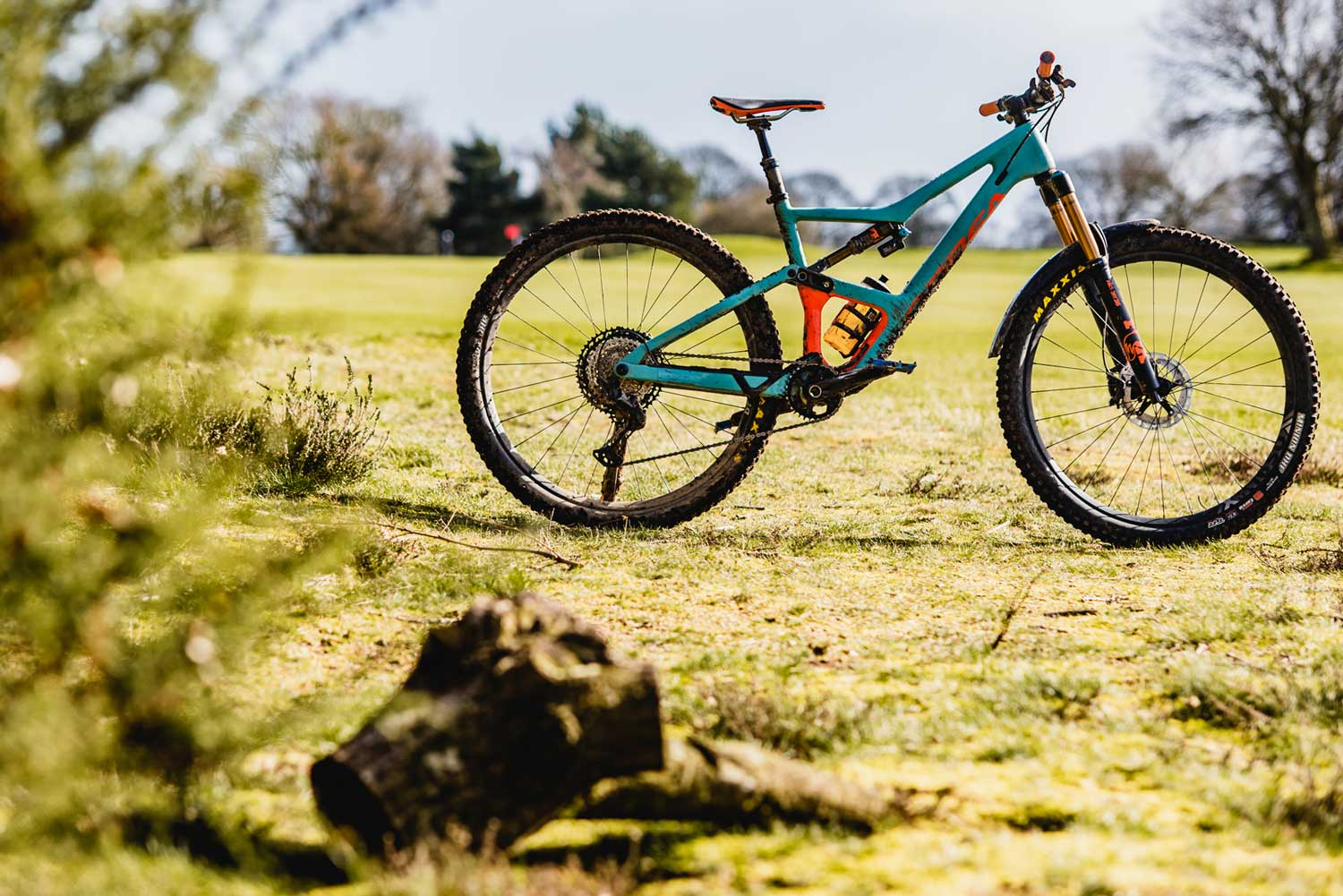 Orbea Occam M10 Review - Side View