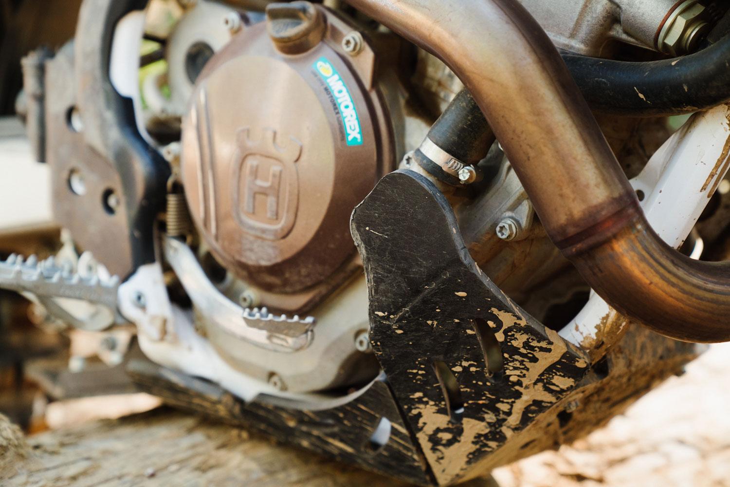 Acerbis AXP Skidplate Review