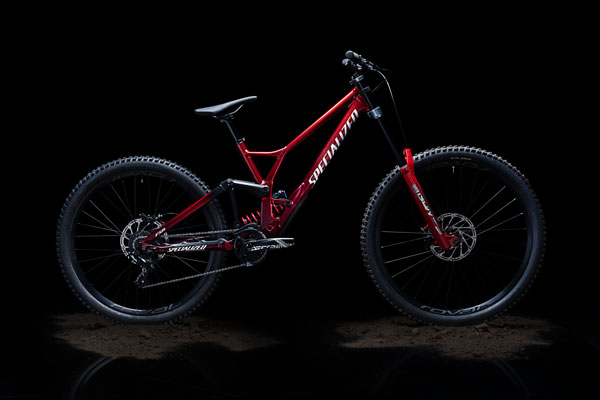Specialized Introduces New Demo