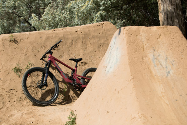 The New Santa Cruz 5010