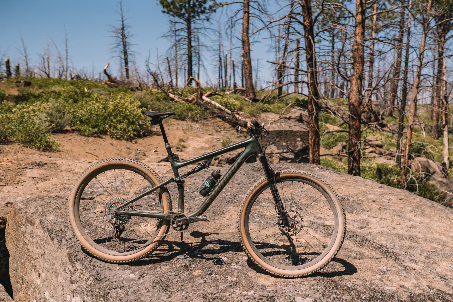 Specialized Epic Evo S-Works Review Side shot