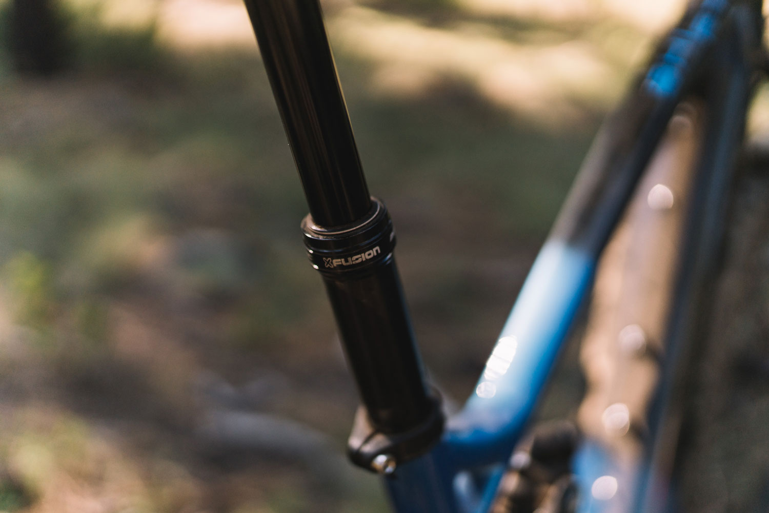 Dissected: Haro Shift Plus i/O 9 dropper seatpost
