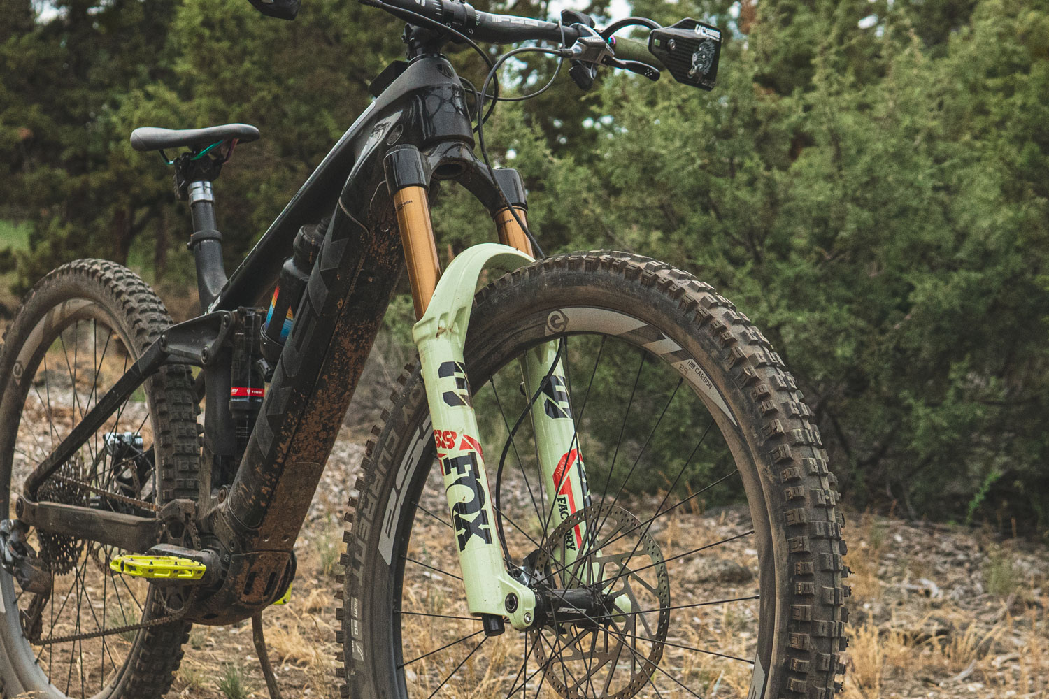 Fox 38 Fork Review