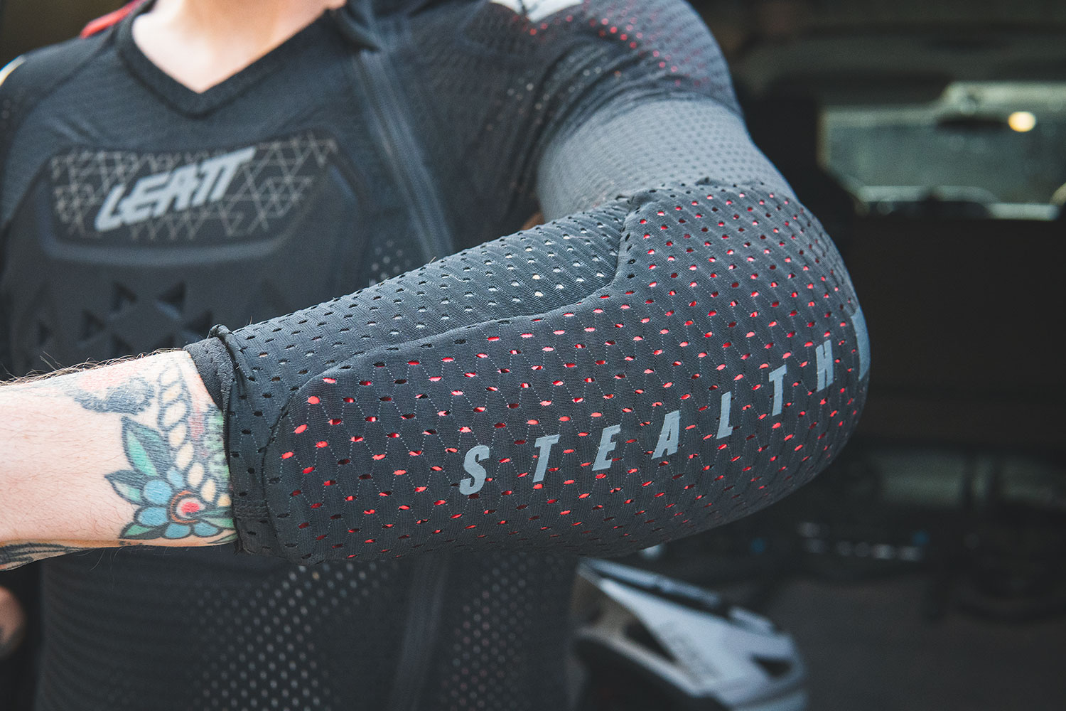 Leatt Body Protector Airflex Stealth Review