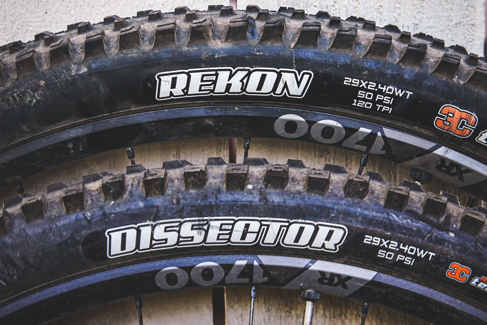 Maxxis Dissector / Maxxis Rekon Tire Review