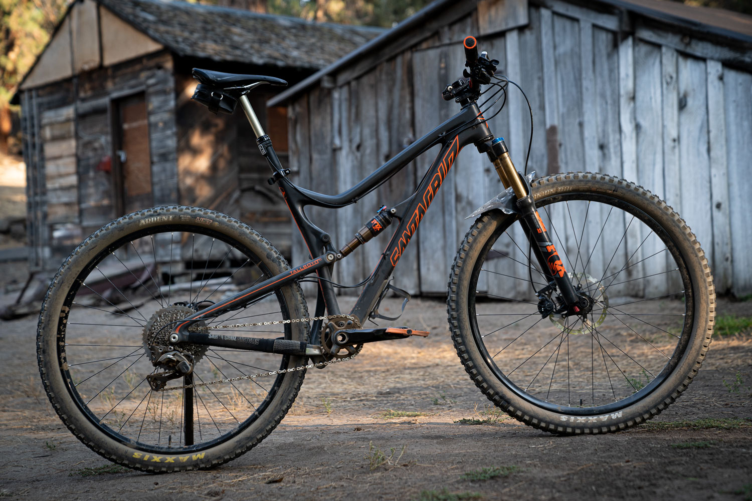 2013 Santa Cruz Tallboy LTc - Average Bike For The Average Guy