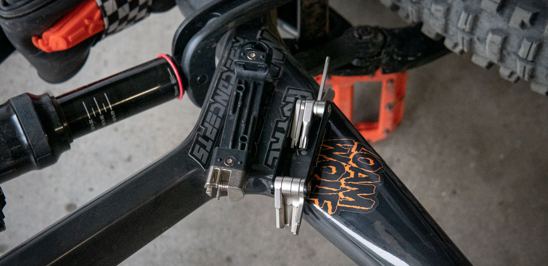 Bontrager BITS Integrated Tool Review