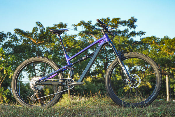 FIRST RIDE & RELEASE: <br>POLYGON SISKIU T SERIES
