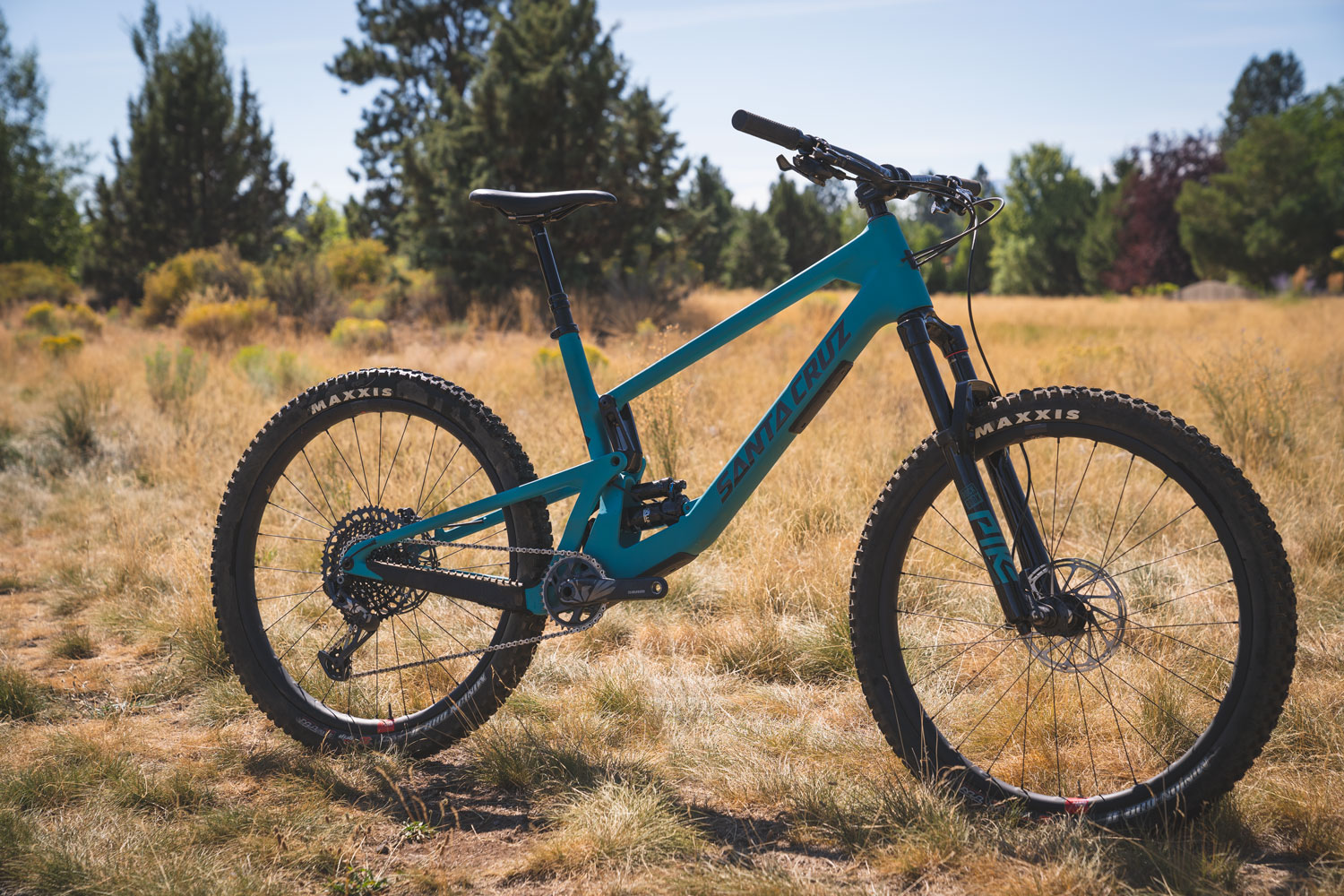 SANTA CRUZ 5010 CC XO1 REVIEW