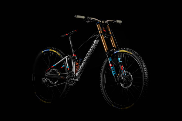 MONDRAKER CHAMPIONS ALLOY FOR 2021 SUMMUM