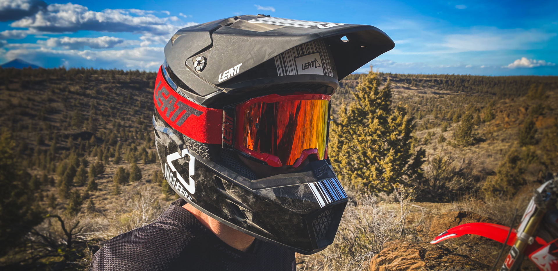 Leatt GPX 3.5 Helmet Review