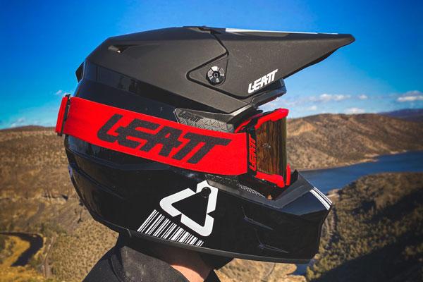 Review: <br>Leatt GPX 3.5 V20 Helmet