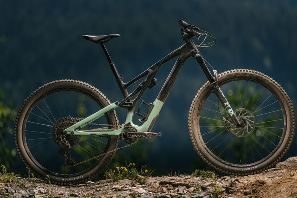 First Ride: <br>Specialized Stumpjumper EVO