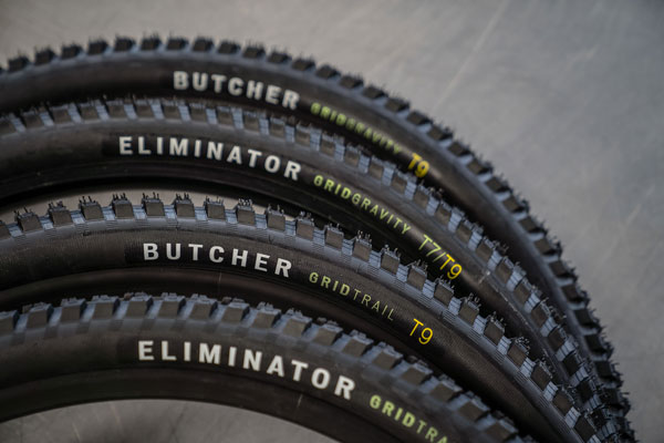Specialized Introduces T9 Rubber Compound
