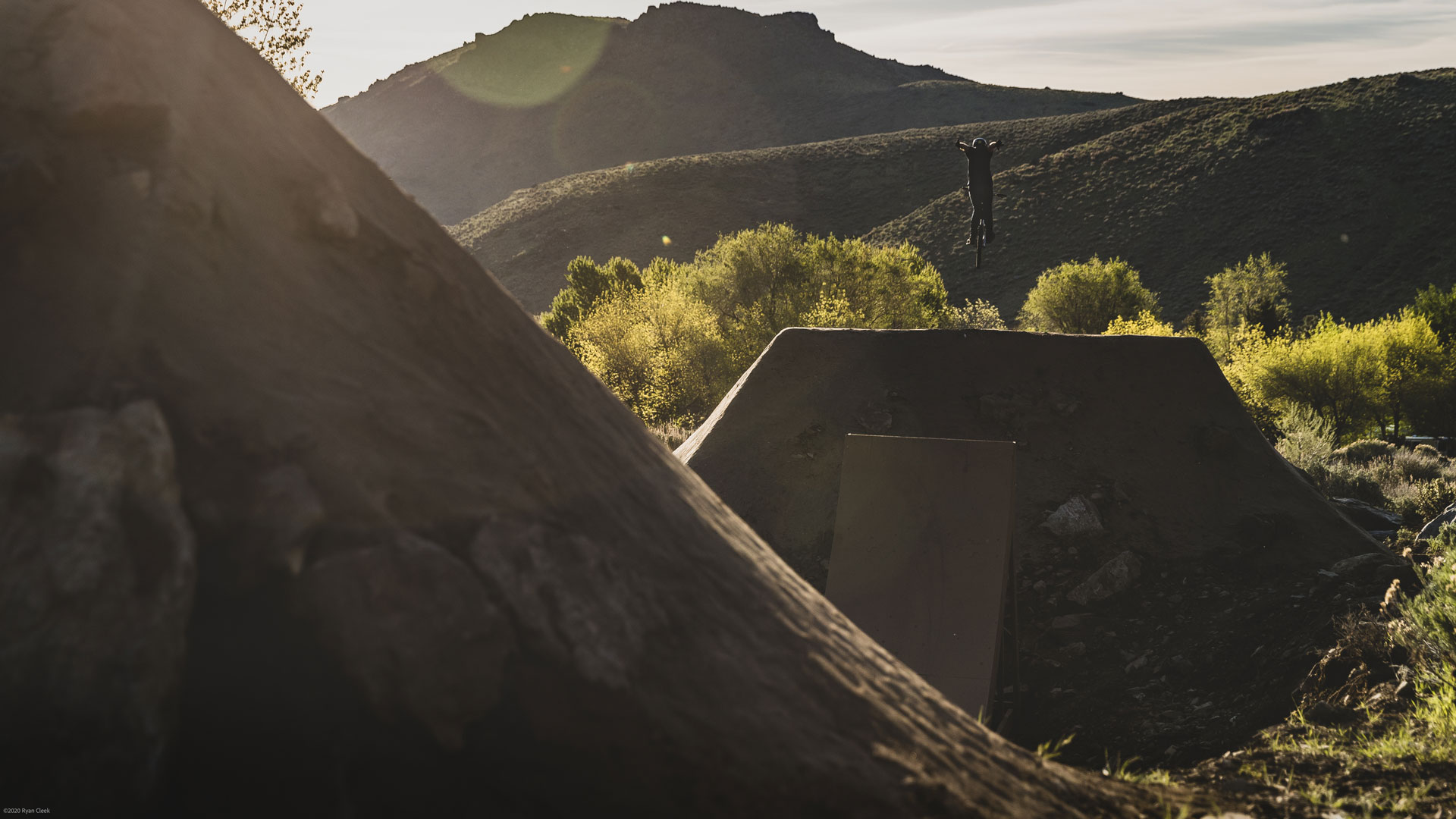 Watts says his jumps are running better than ever, thanks the down time at home this summer. Photo: Ryan Cleek
