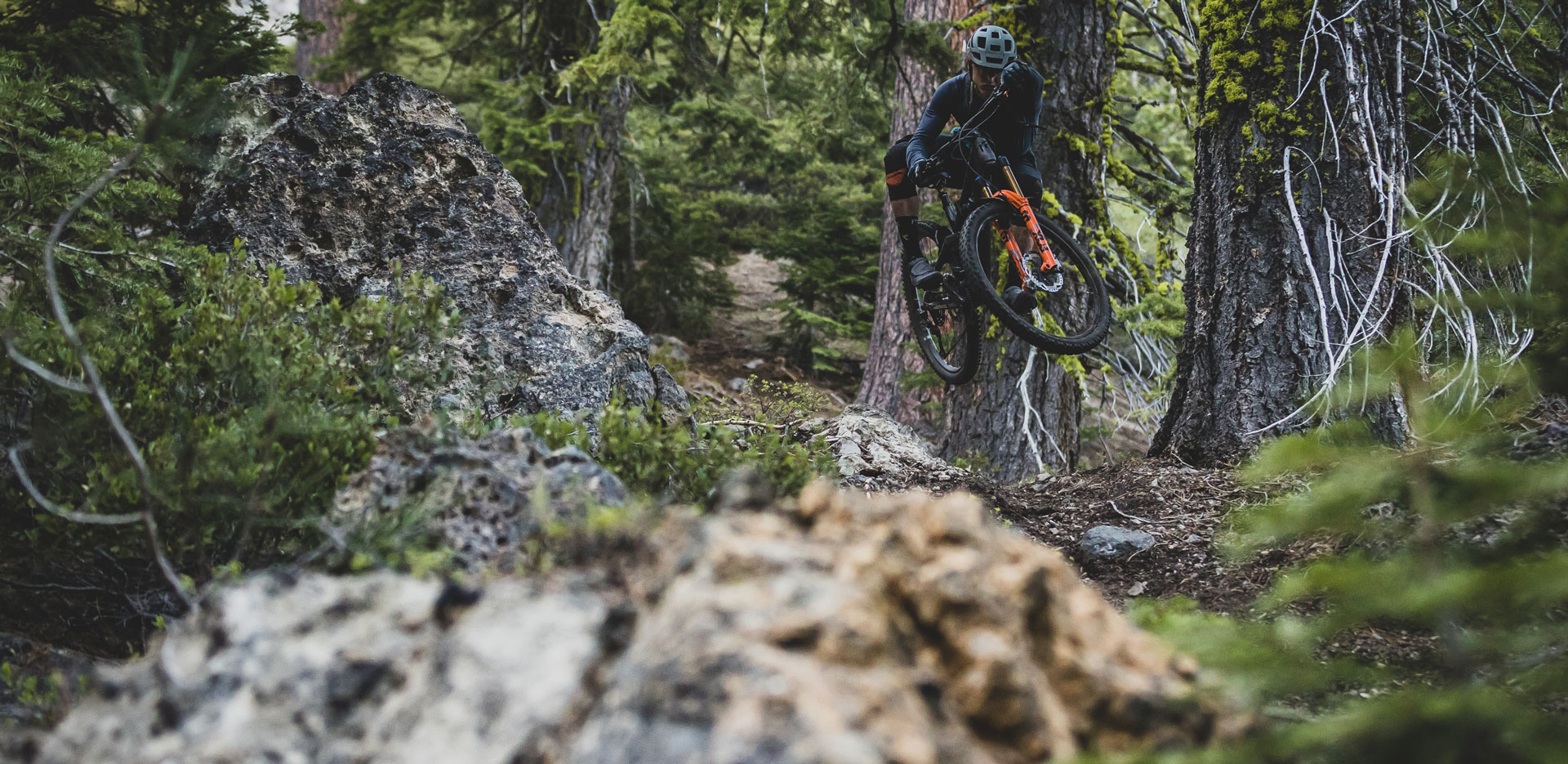 Early in his career, Osborne enjoyed the perks of traveling the world with a factory race team; however, these days he runs his own program with the help from a handful of ardent supporters: Transition Bikes, Fox suspension, Shimano, WTB, Thule, Smith optics, and Dakine. Photo by Ryan Cleek