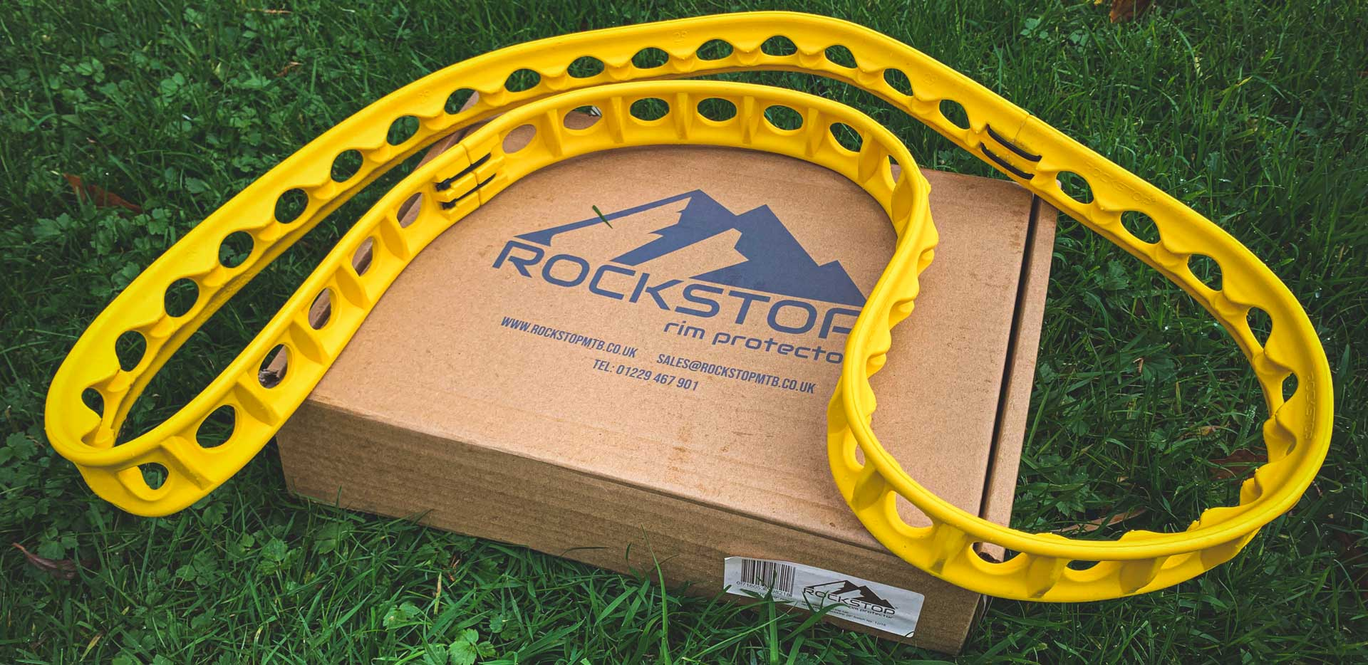 Rockstop Tire Insert Review