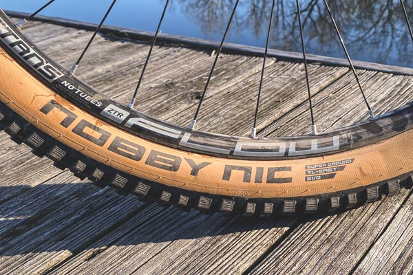 Review: <br>Schwalbe Nobby Nic Super Ground
