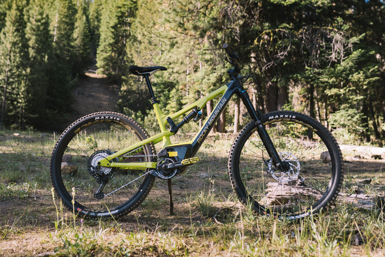 ROCKY MOUNTAIN INSTINCT POWERPLAY 70 BC Edition Review