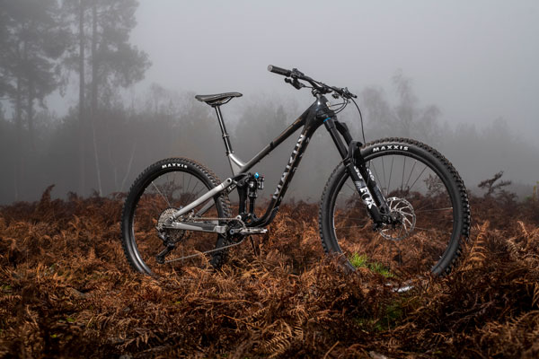 The All-New Marin Alpine Trail Carbon