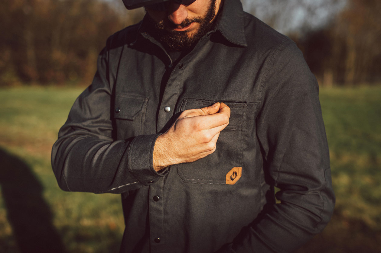 O'Neal Loam Jack Shirt Review - Zippered Chest Pocket