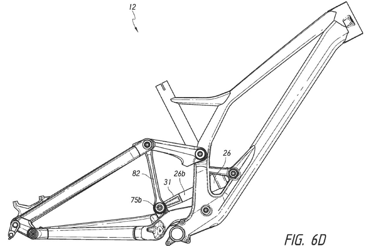 Speculations: <br>New Bicycle Rear Suspension by Specialized