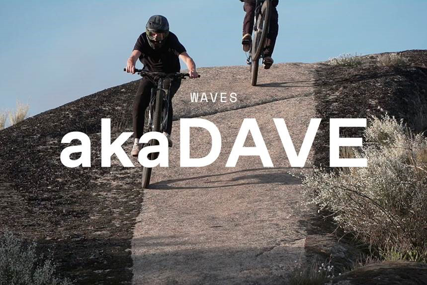 Video: <br>Cannondale Waves: akaDAVE