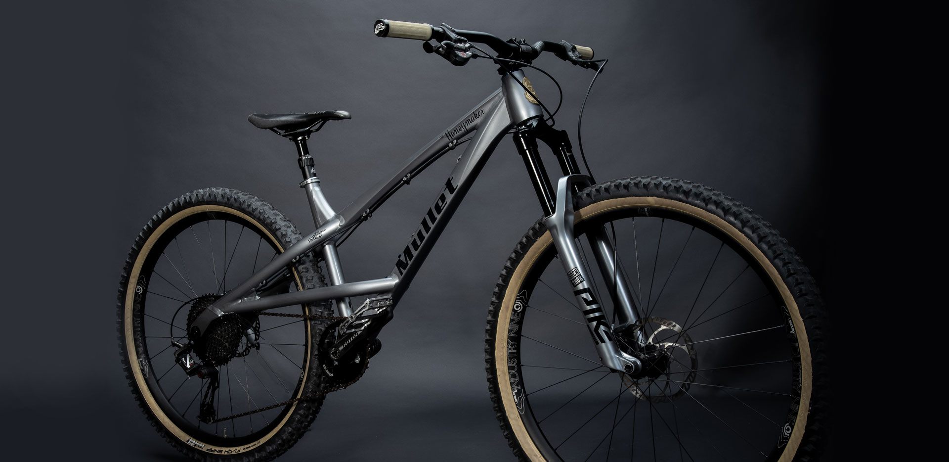 Mullet Cycles Honeymaker Hardtail