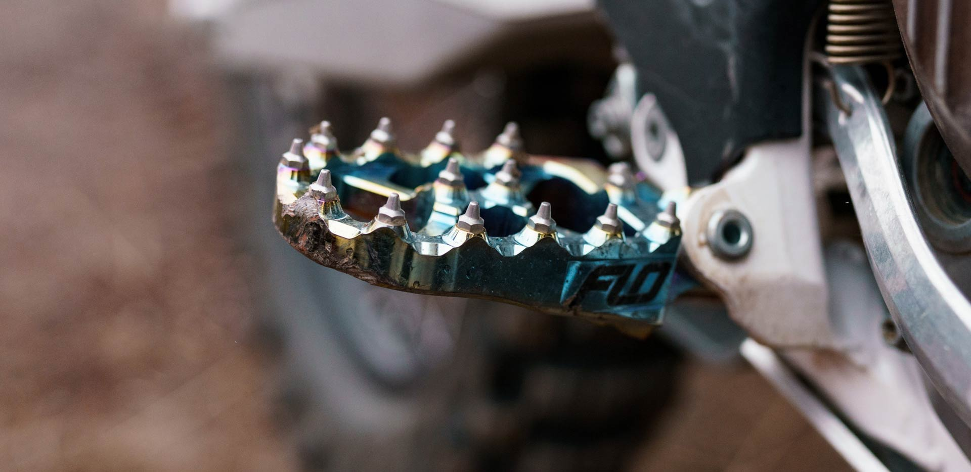 Flo Motorsports 3.0 Foot Pegs Review