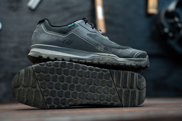 Review: <br>Specialized RIME Flat Shoe