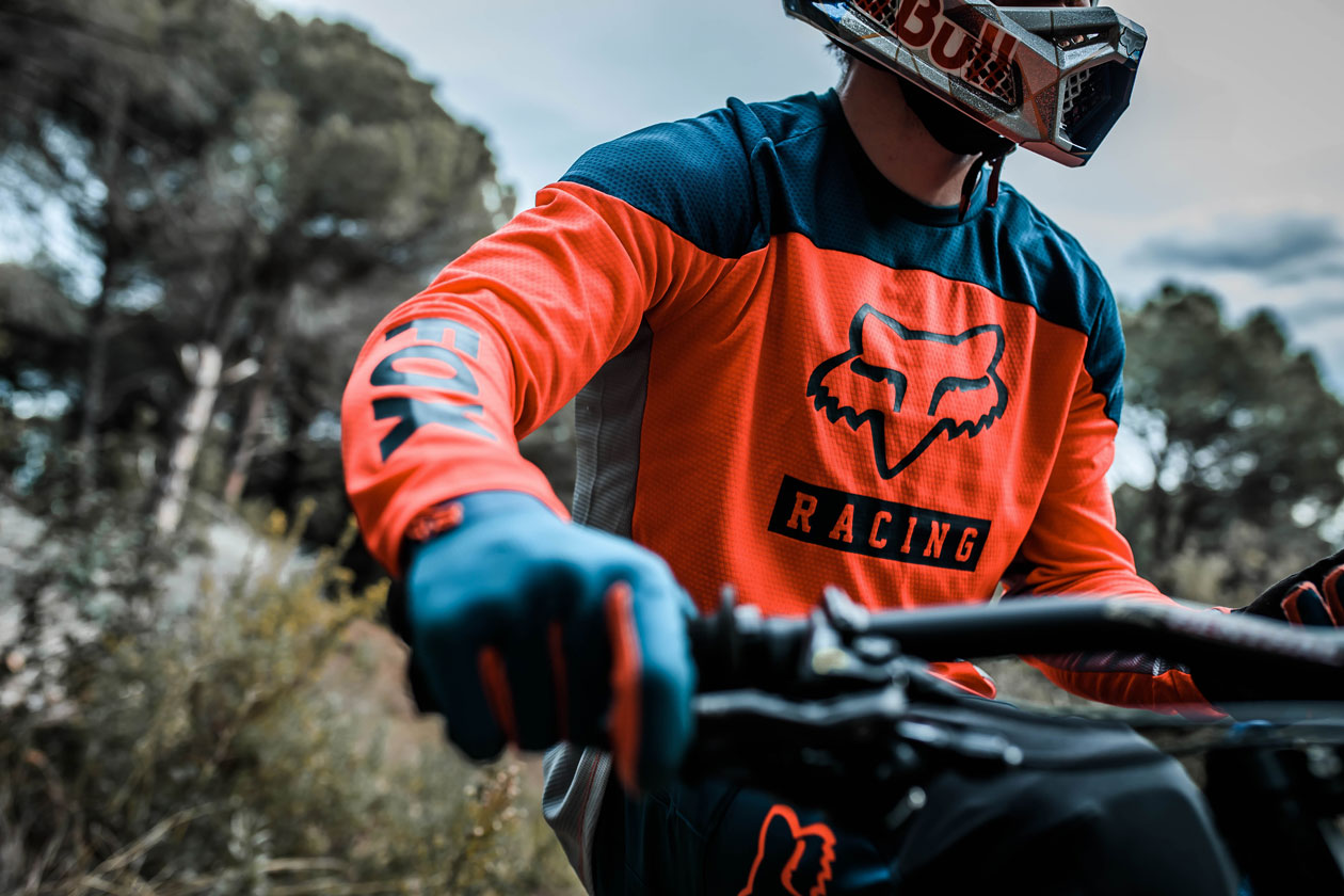 Video: Loic Bruni Shreds in Fox Racing Spring Lineup