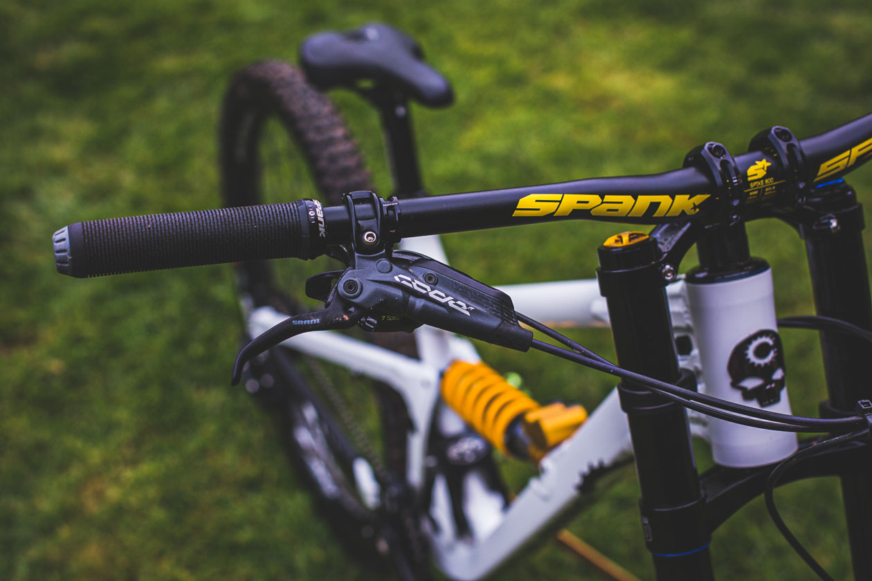 Canfield One.2 Downhill Bike Review